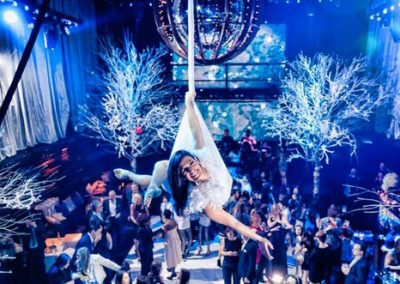 white+winter+bat+mitzvah+aerial+hammock+