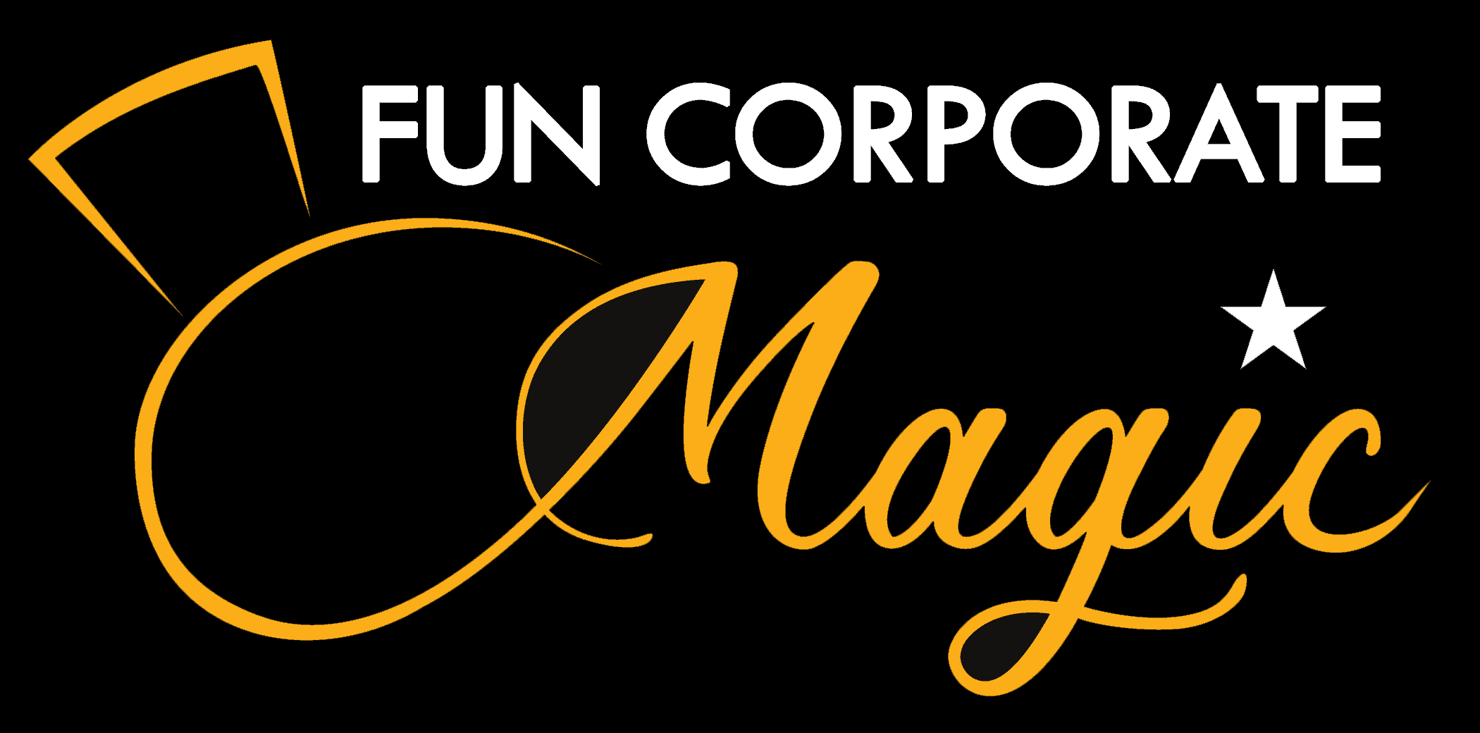 Fun Corporate Magic Black