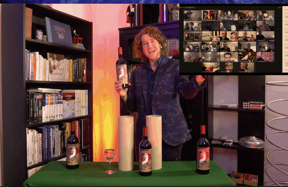 VMS - Magic and Wine